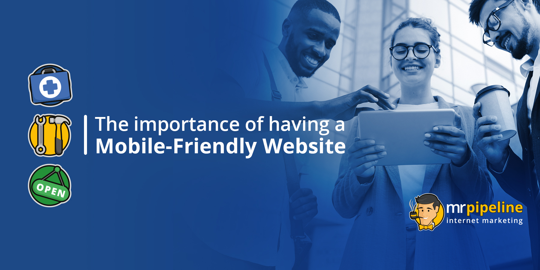 The importance of having a mobile-friendly website