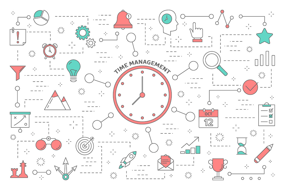 service company Time Management
